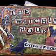 """The Witching Hour"" mini manila envelope album"