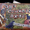 """The Witching Hour"" mini manila envelope album"