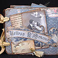 """Lettres D'Amour"" Chunky Album"