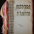 """Histoire D'Amour"" an altered bokk album"