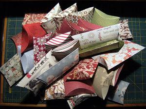 Gift Card Pillow Envelopes