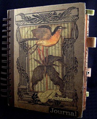 BOTANICA journal cover