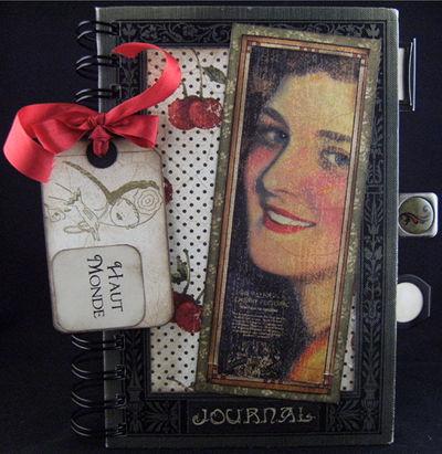 Storybook Journal Haut Mode