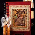 """Petit Bebe"" Created Using a 1949 ""Merchant of Venice"" School Book Cover"