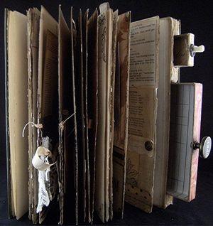 Altered Book Album