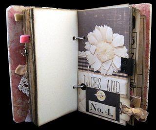 Journal divider 3 front