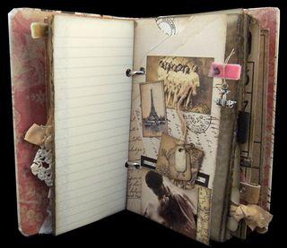 Journal divider 2 front