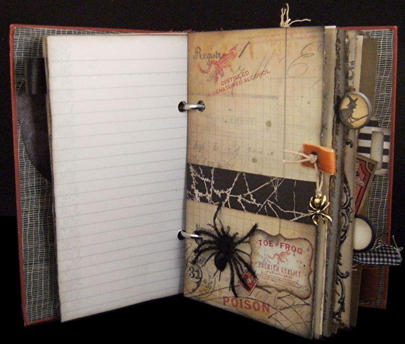 Halloween Journal 3