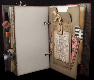 Halloween Journal 7 Toil and Trouble