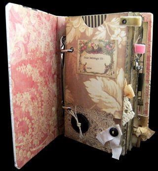 Journal divider 1 front