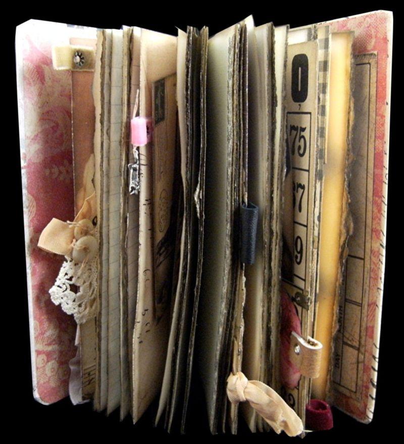 Journal full open