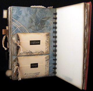 Travel Journal Pockets