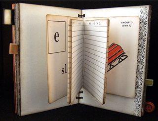 Playful Wanderings Booklet Inside