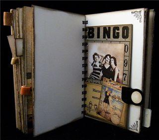 At The Sea Shore Vintage Bingo