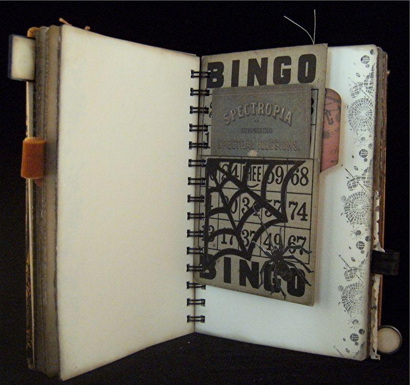 Vintage Bingo front