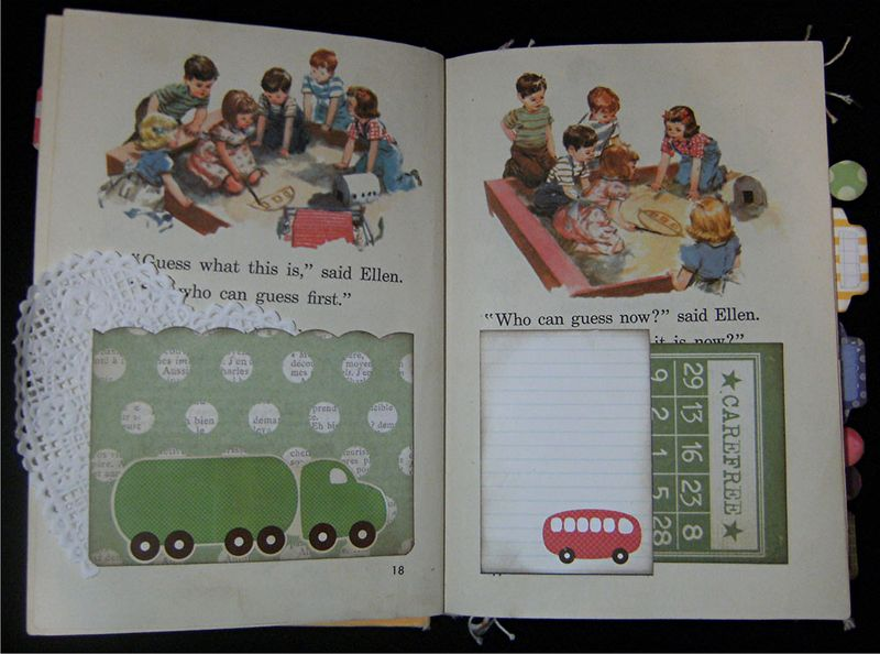 Childhood Memories pages 9 & 10