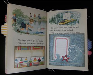 Childhood Memories pages 25 & 26