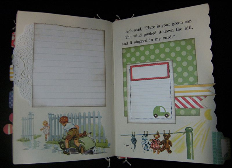 Childhood Memories pages 47 & 48