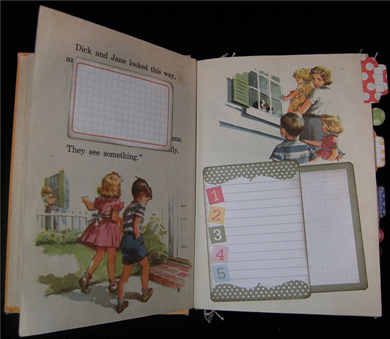 Childhood Memories pages 3 & 4