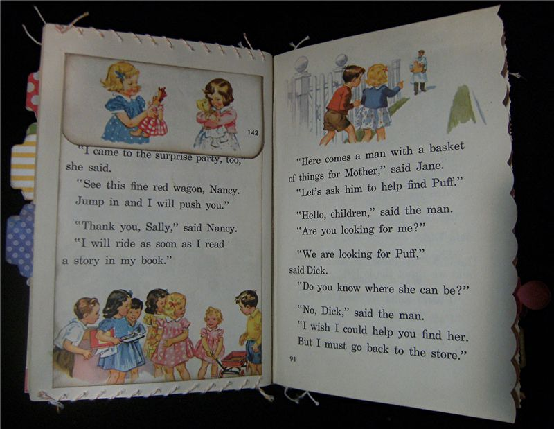 Childhood Memories pages 29 & 30