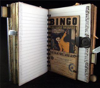 Vagabond Vintage Bingo Card