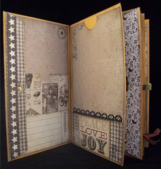 Planner pages 1 and 2