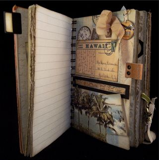 Travel Journal Escape Divider 2