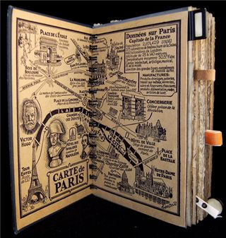 Original End Papers