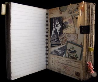 Sing Dance Travel Journal Divider 2