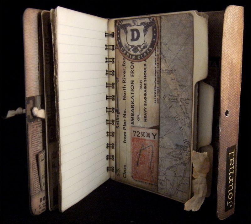 Portfolio Journal Divider 2