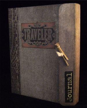 Portfolio Journal Cover