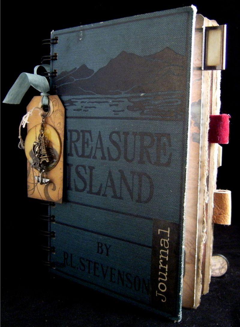 Travel Journal Treasure