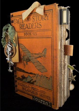 Travel Journal Escape Cover