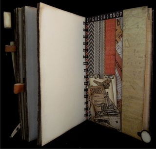 Travel Journal Adventures Divider 4