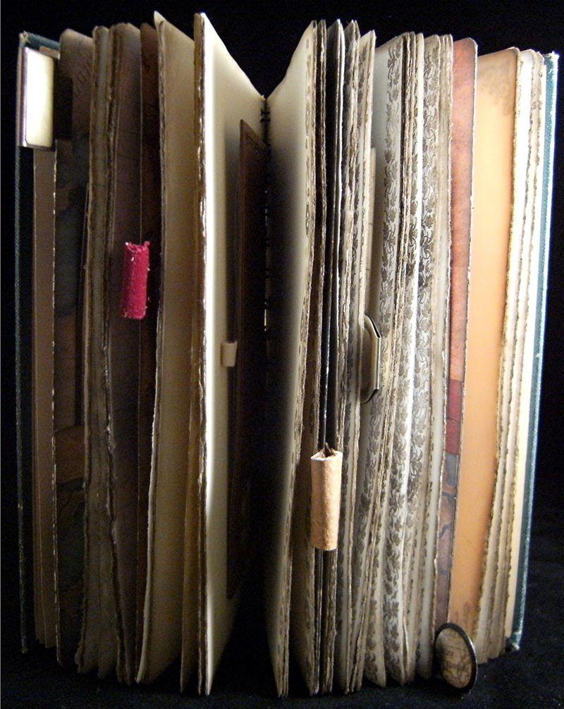 Treasure Journal Open
