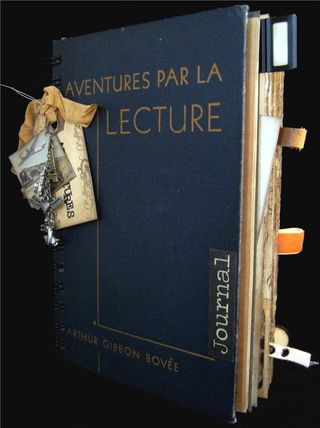 Travel Journal Adventures Cover