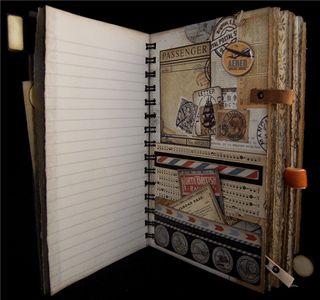 Travel Journal Adventures Divider 2
