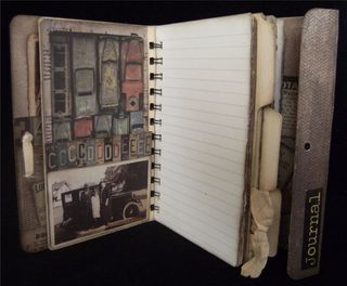 Portfolio Journal Divider1 back