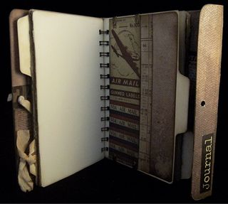 Portfolio Journal Divider 3