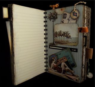 Travel Journal Rolling Ocean Divider 2