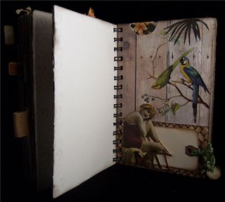 Travel Journal Rolling Ocean Divider 4