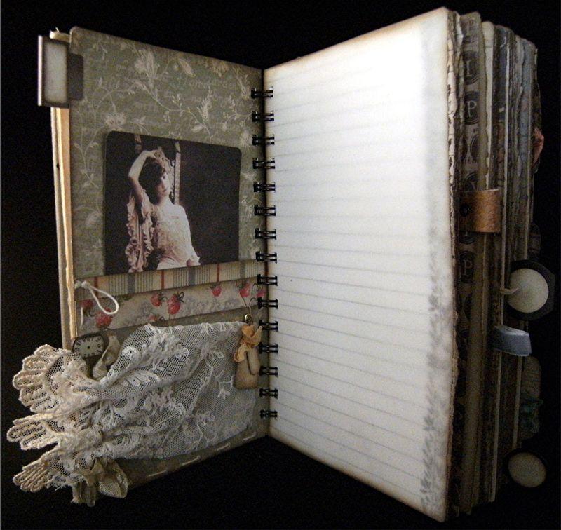 Travel Journal Divider 1 Backside