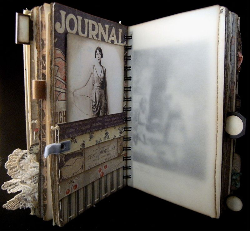 Travel Journal Divider 3 Backside
