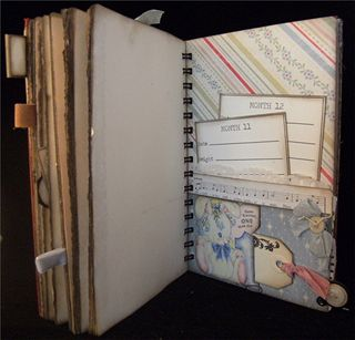 Baby Journal Divider 4