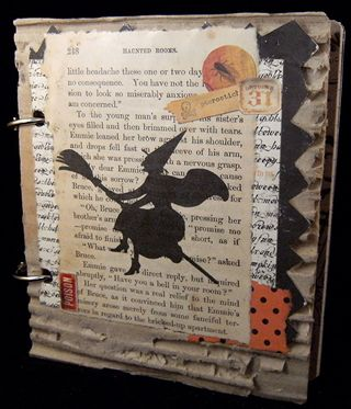 Halloween Journal Cover