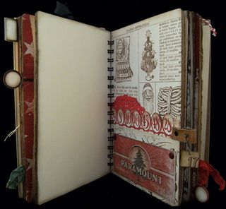 Christmas Journal Divider 3