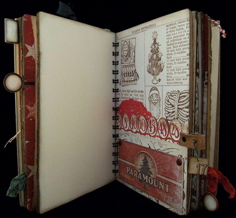 Christmas Journal Divider 3
