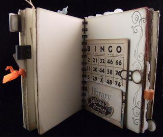 Bingo Card Pockets