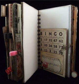 1930s Bingo Card