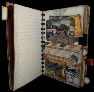 Travel Journal Auto Tour Divider 2